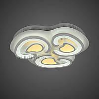 Люстра потолочная светодиодная  (модель 55-MX10021-3 WH LED )