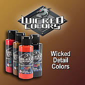 Wicked Detail Colors