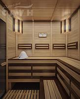 """Сборная Сауна """"под ключ"""". Строительство бани и сауны., фото 1"""