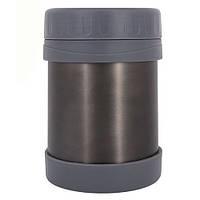 Пищевой термос Stenson Grafit 350мл MT-2673