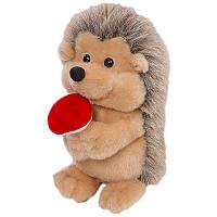 Мягкая игрушка Ёжик с грибом  00262-3