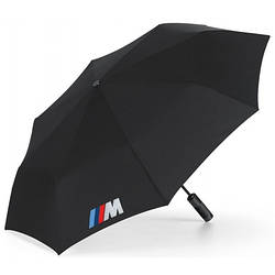 Оригінальна складана парасоля BMW M Folding Umbrella, Black (80232410917)