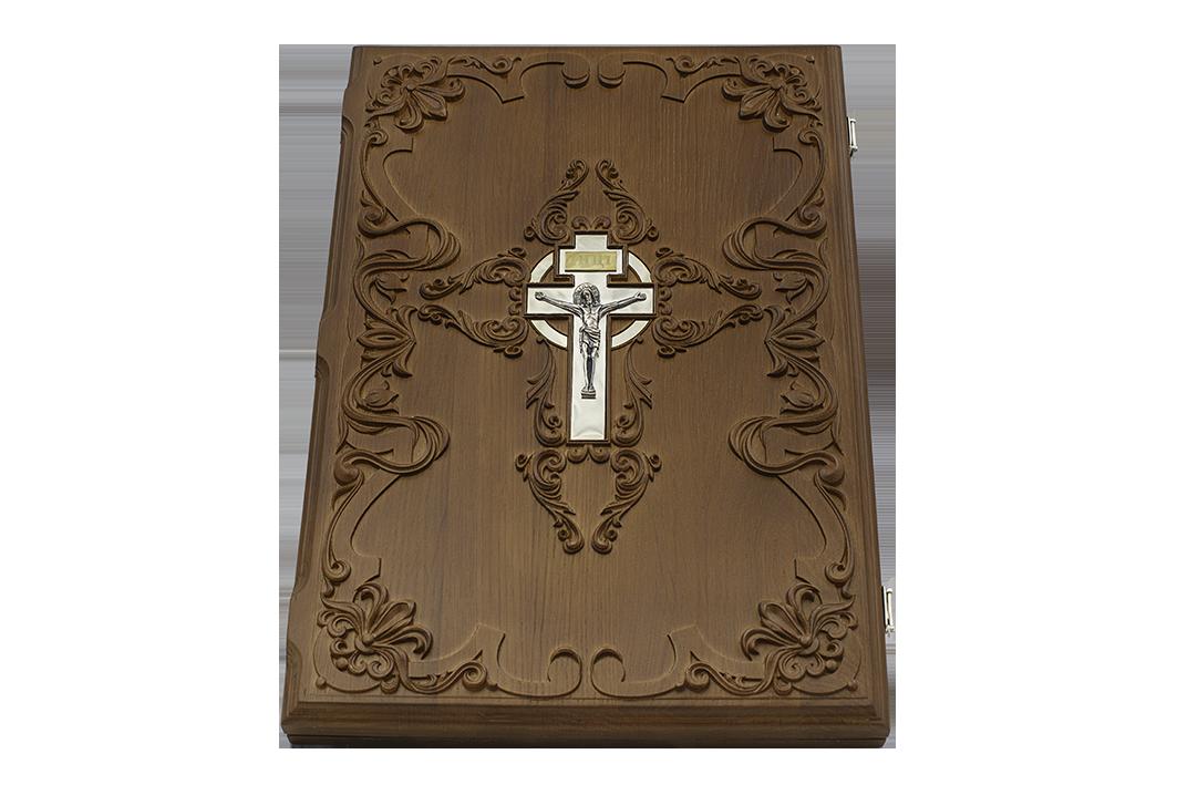 Серебряный Складень икона