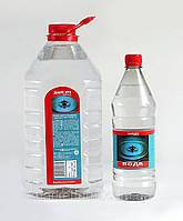 Дистиллированная вода 5 л.