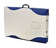 Складной стол PROFIBED для косметического массажа (кушетка ) алюминиевый, фото 3