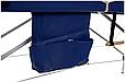 Складной стол PROFIBED для косметического массажа (кушетка ) алюминиевый, фото 9