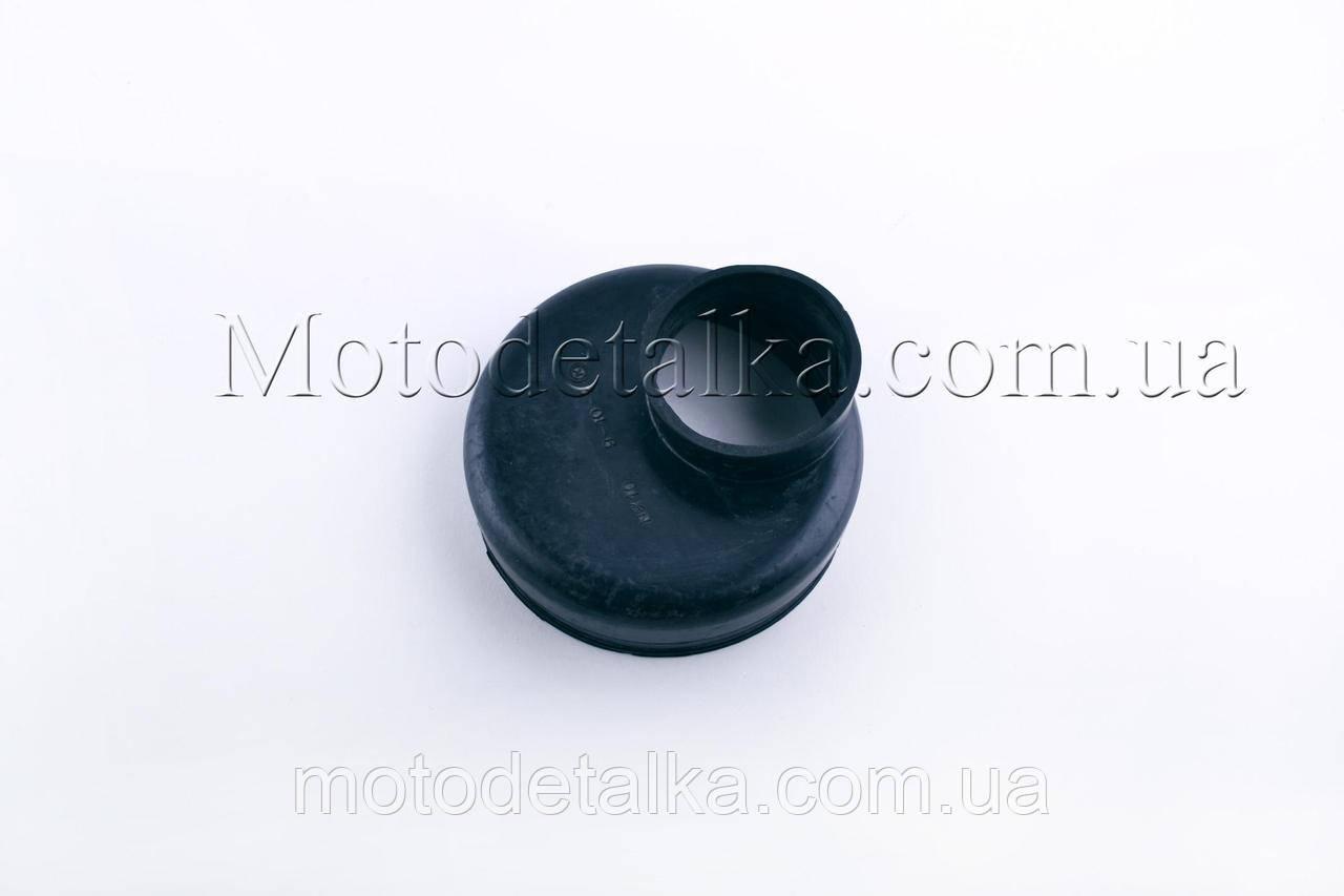 Патрубок воздушного фильтра   (боковой,резиновый) (карбюратор-фильтр)   иж   Резина