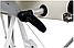 Складной стол PROFIBED для косметического массажа (кушетка ) алюминиевый, фото 8