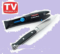 Универсальная точилка для ножей и инструментов -- Knife Sharpener