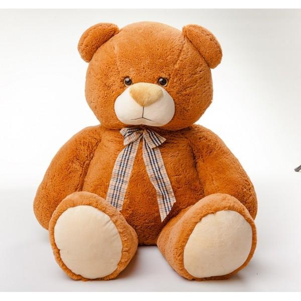 К015ТВ Мягкая игрушка Мишка Тедди (большой) тм Левеня