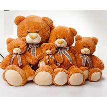 К015ТВ Мягкая игрушка Мишка Тедди (большой) тм Левеня, фото 3