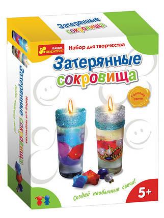 3068, 3065 Набор для творчества, HANDMADE, Сделай своими руками, Гелевые свечи, фото 2