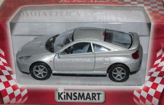 5038W Машинка TOYOTA Kinsmart коллекционные металлические машинки, фото 2