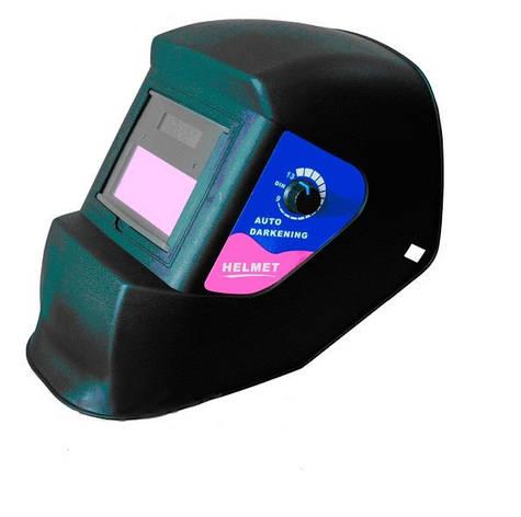 Зварювальна маска хамелеон Forte MC-4000, фото 2