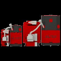 Котёл пеллетный Альтеп TRIO UNI Pellet 50 кВт с факельной горелкой OXI