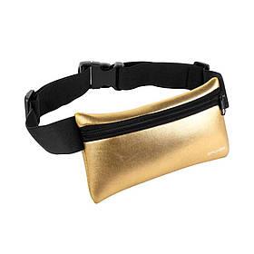 Поясная сумка-банданка Spokey Hips Bag сумка для бега на пояс Золотистый (s0462)