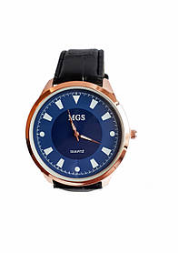 Мужские часы MGS101 Черные