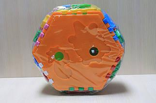2445 Развиающая Игрушка Куб Умный малыш Гиппо ТехноК для детей, фото 3