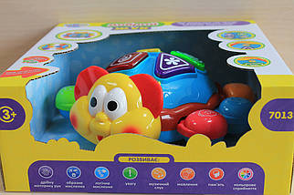 7013 Интерактивный жук на батарейках в коробке 25*25*9 см, фото 3