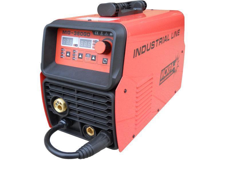 Зварювальний напівавтомат Іскра Профі MIG-360GD Industrial Line