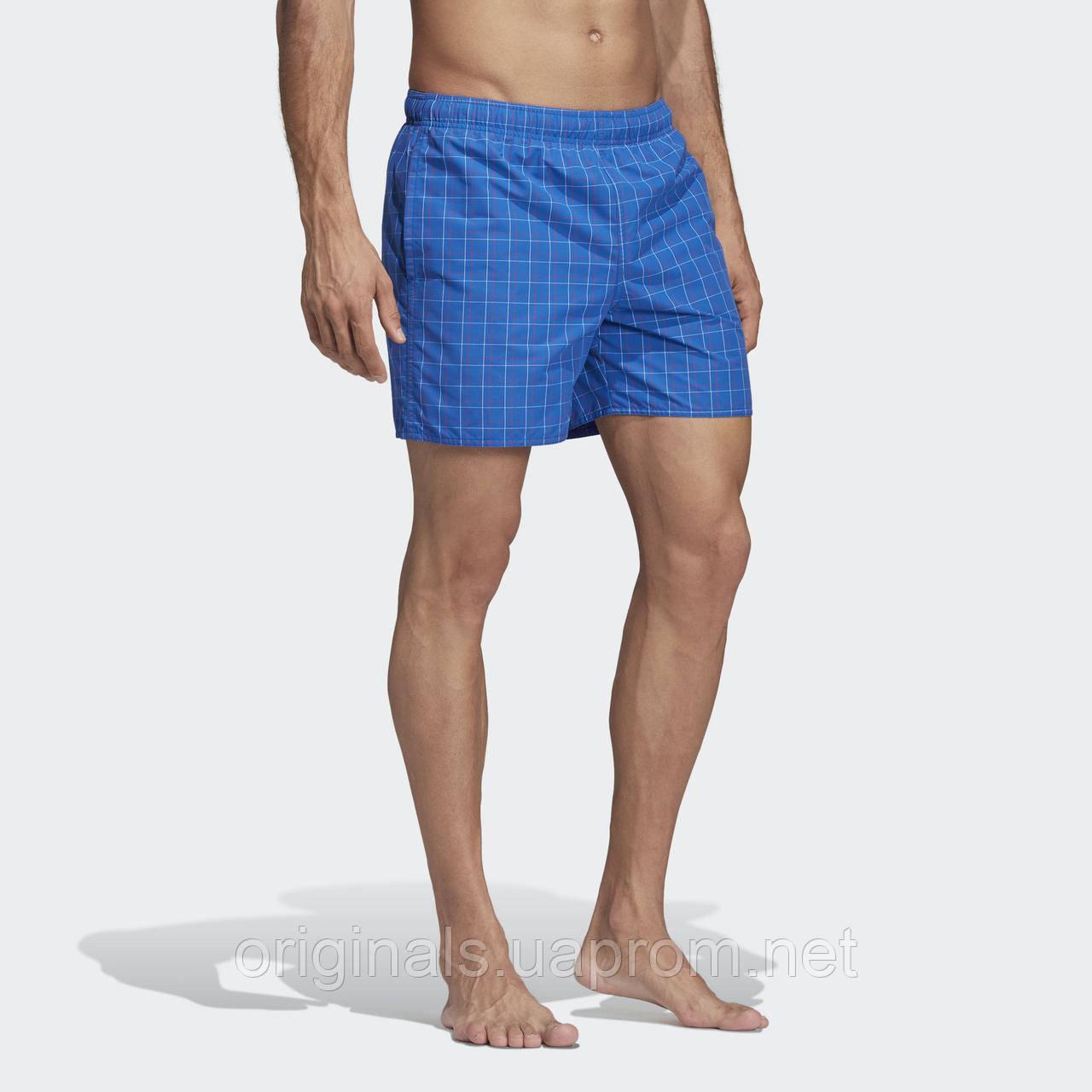 7fed53ffb74c0 Пляжные шорты Adidas Checkered CV5164 - 2018/2 - интернет-магазин Originals  - Оригинальный