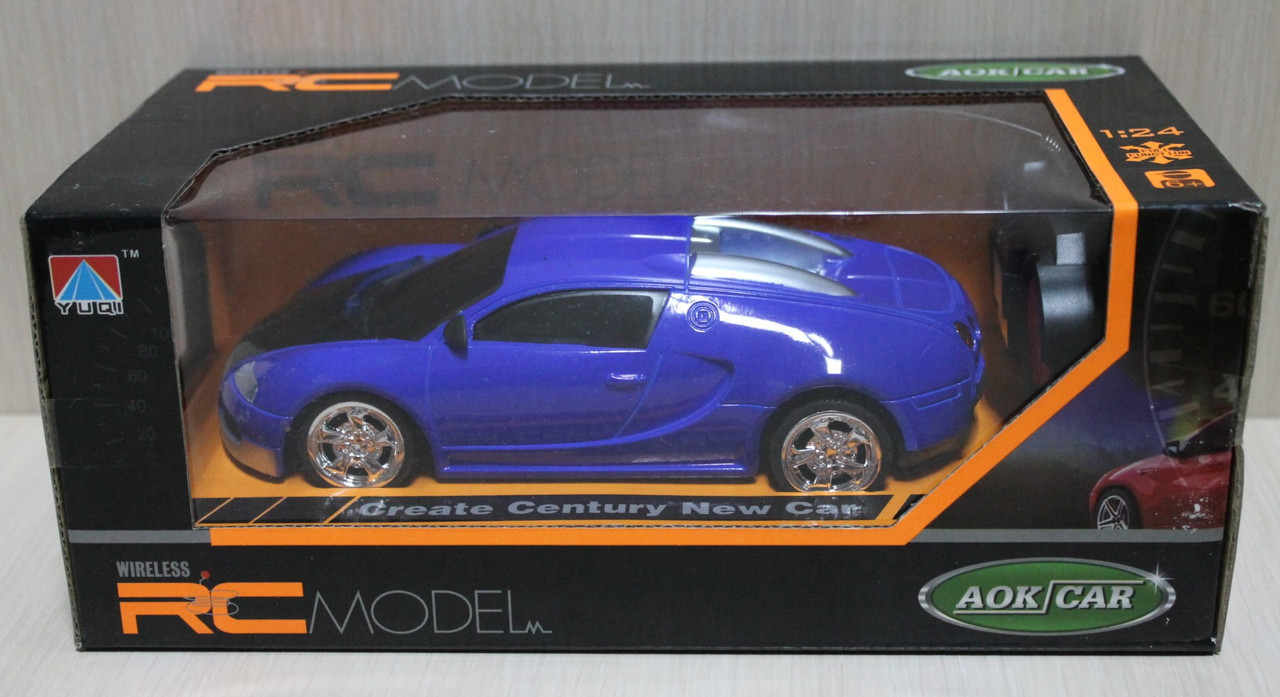 1306-1 Машина батарейки и радиоуправлении в короб. 25*13,5*15см