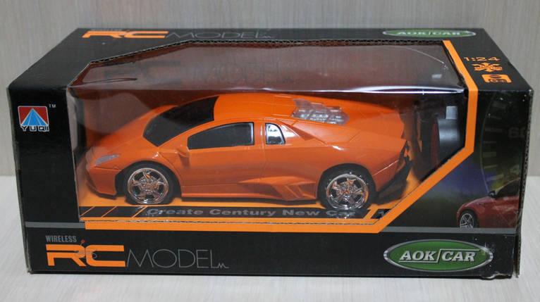 1306-1 Машина батарейки и радиоуправлении в короб. 25*13,5*15см, фото 2