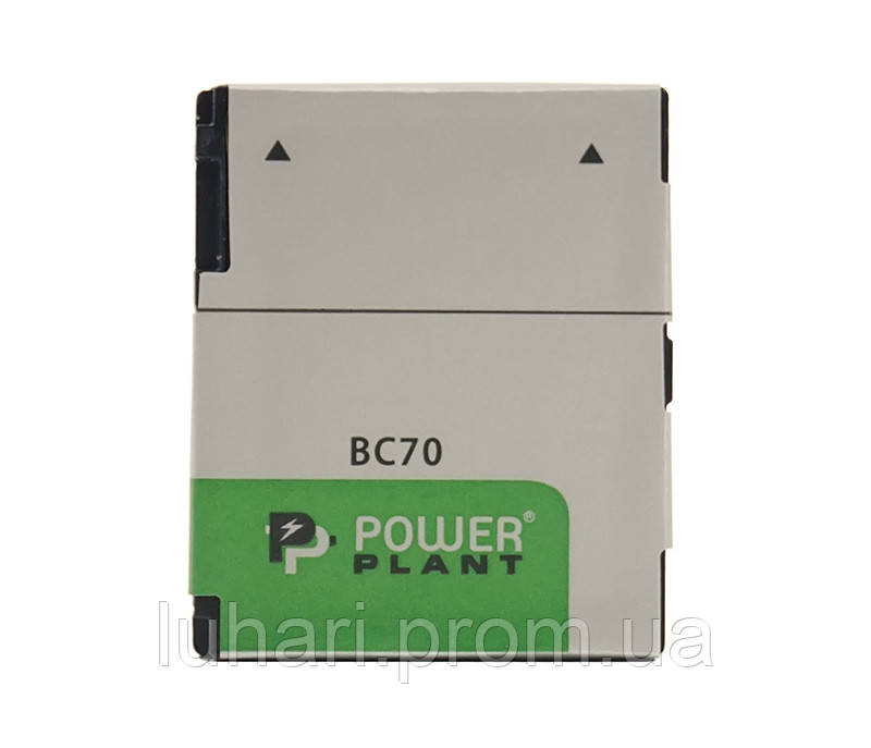 Аккумулятор PowerPlant Motorola E6, A1800 (BC70) 850mAh
