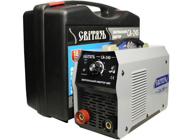Сварочный инвертор Свитязь СА-245, фото 2