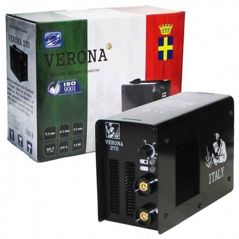 Сварочный инвертор Verona 270 Professional, фото 2