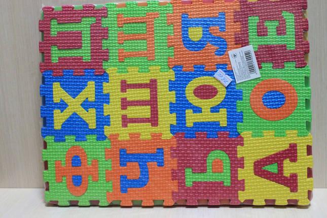 413 Пазлы фомовые в пленке 33,5*25,5*2,5 см, фото 2