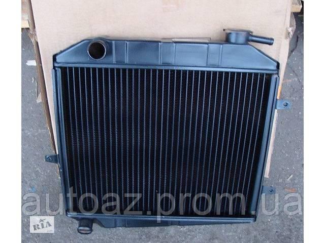 Радиатор Москвич 412 Москвич 2140 медный пр-во Иран