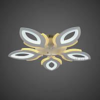 Люстра потолочная светодиодная  (модель 55-MX10030-5 WH LED )