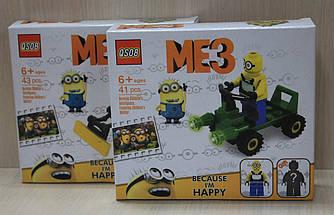 6170 Миньони конструктор Brick для детей 2 в 1, фото 2