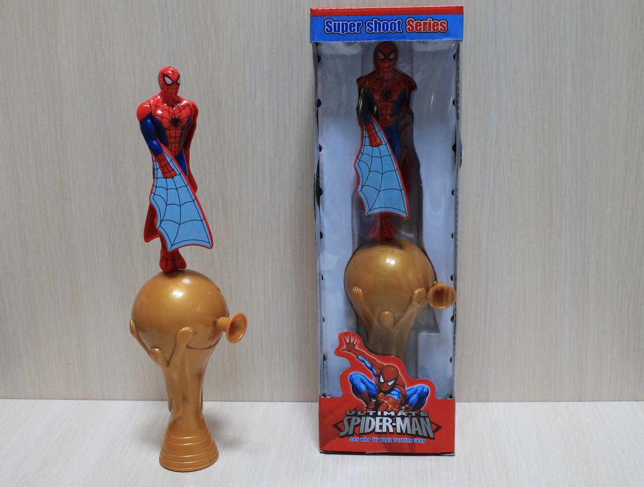 1208 Запуск Человек Паук для детей в коробке