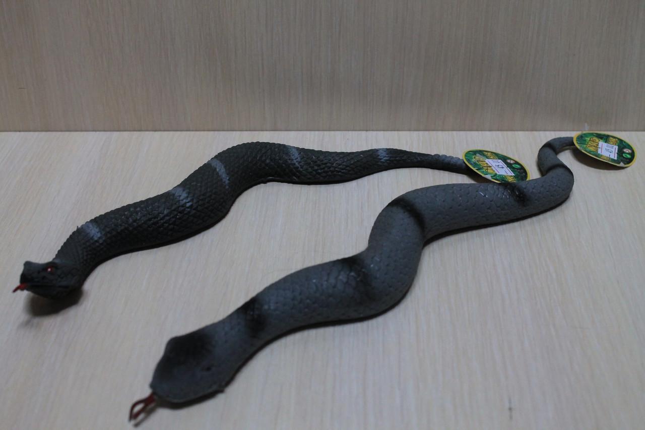 7212 Игрушка животно-тянучка, Змея резиновая для детей