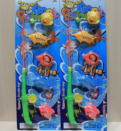 5-4 Детский набор Рыбалка, удочка, рыбки, сезонные игры, фото 2