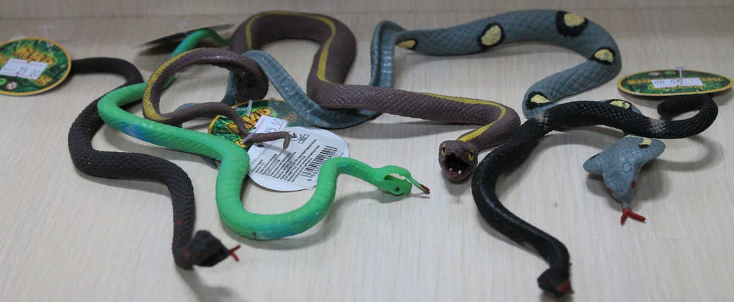 7212 Игрушка-антистресс Змеи, фото 2