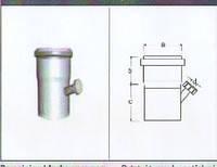 Дополнительный догрев на конденсатоотвод рекуператора PRANA