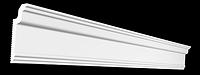 Потолочный плинтус 2м   GPX-3  80х30 mm для натяжных потолков, фото 1
