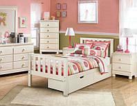Кровать детская деревянная Салли, фото 1