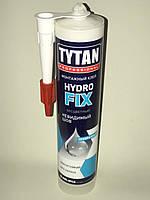 Монтажный клей универсальный бесцветный Tytan  Hydro Fix