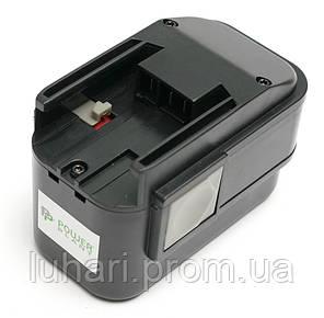 Аккумулятор PowerPlant для шуруповертов и электроинструментов AEG GD-AEG-9.6 9.6V 2Ah NICD (B9.6)