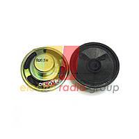 Динамик круглый металлический 40мм 8 Ом 0.5Вт