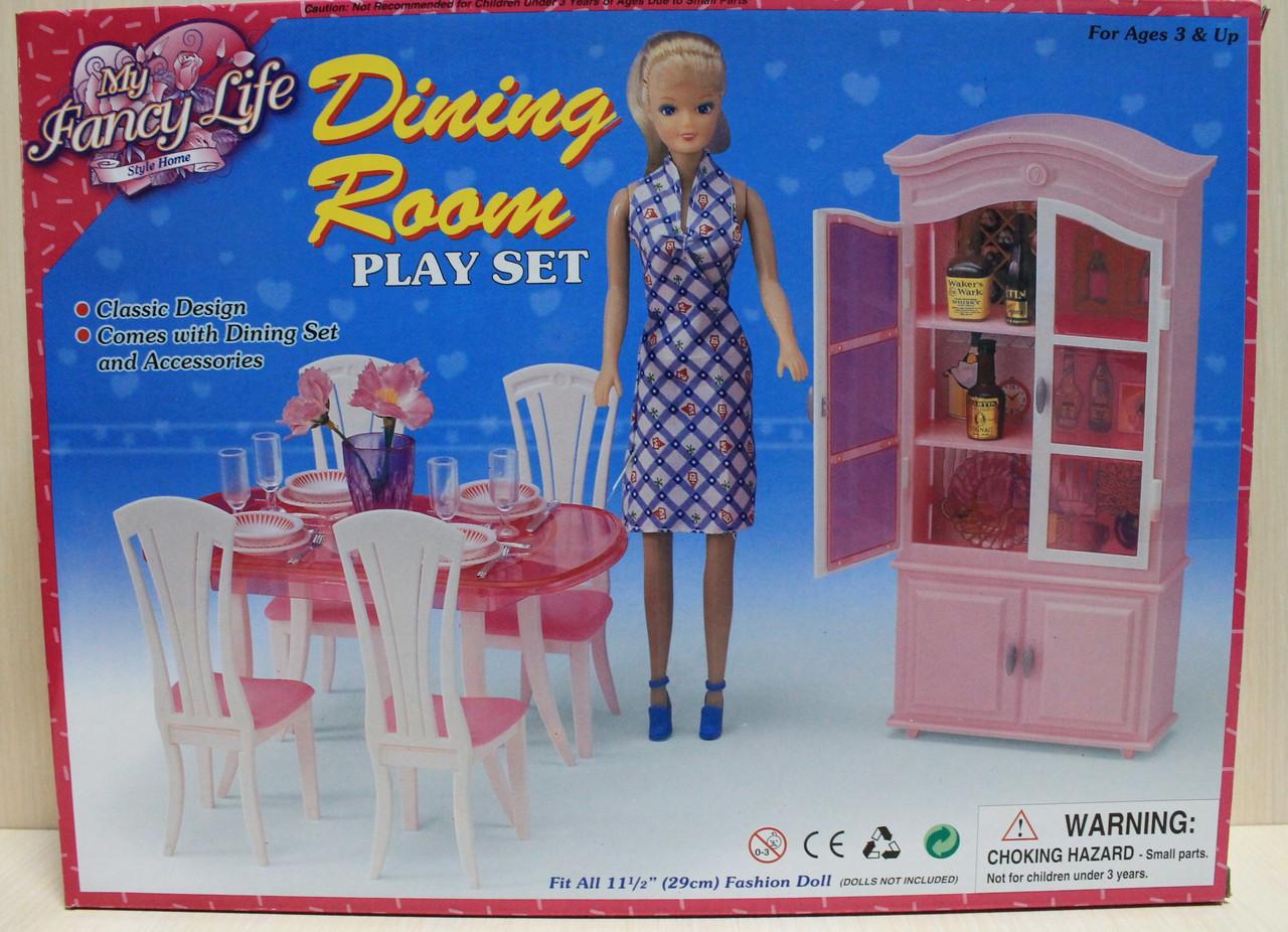 24011 Столовая для кукол