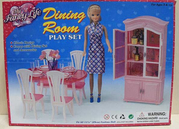 24011 Столовая для кукол, фото 2