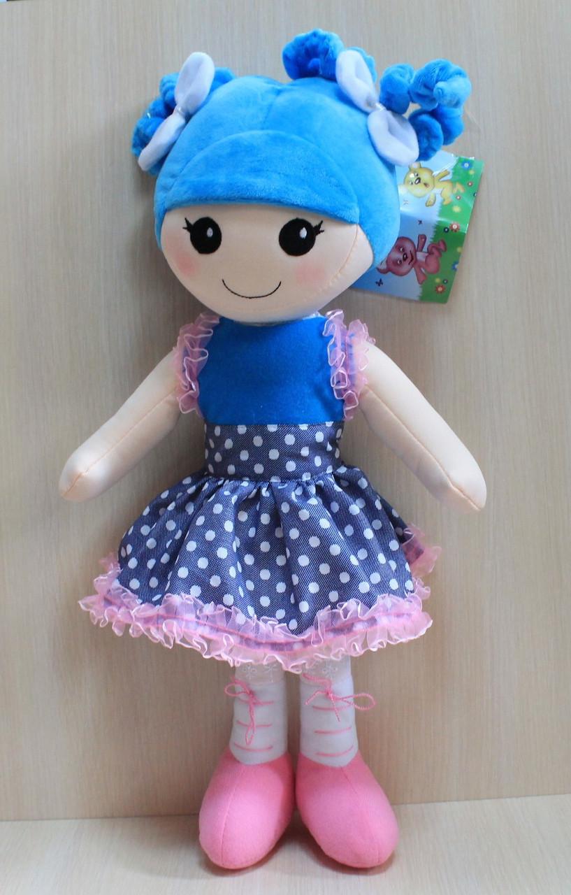 00416-8 Кукла Лалалупси, мягкая игрушка тм Копиця