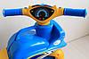 0139/10 Детский пластиковый Байк двухколесный мотоцикл толокар тм Долони, фото 4