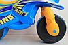 0139/10 Детский пластиковый Байк двухколесный мотоцикл толокар тм Долони, фото 5
