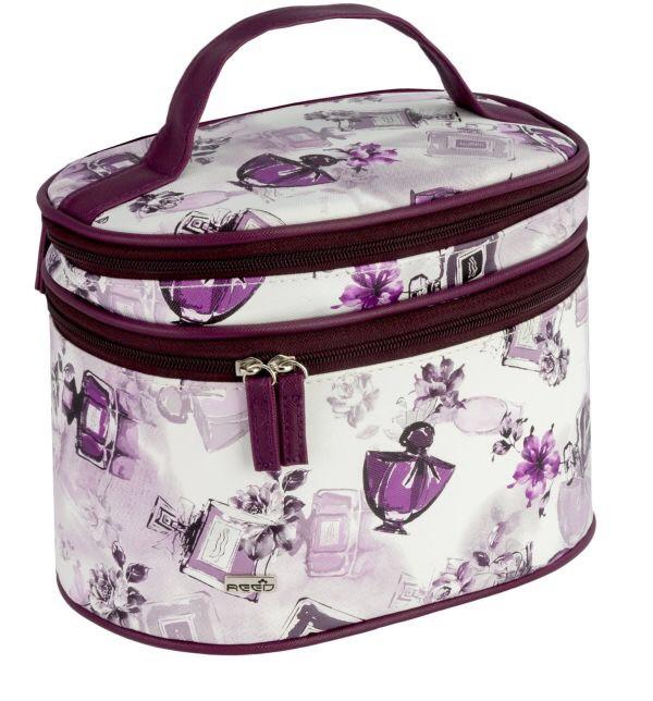 Косметичка женская Reed Perfum Lilac 9033
